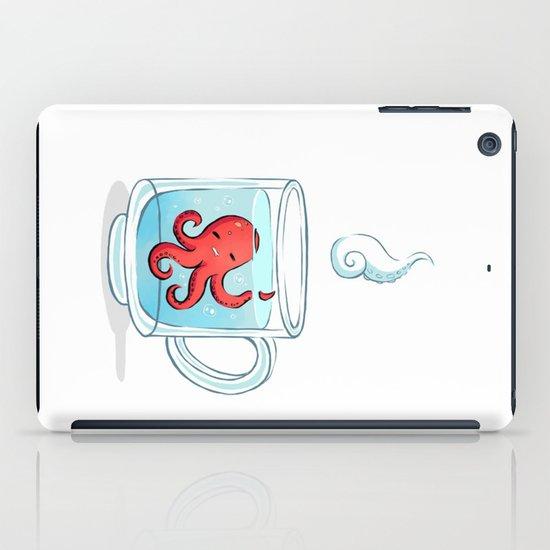 Octopus Tea iPad Case