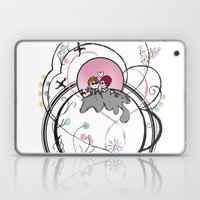 together through it all! Laptop & iPad Skin