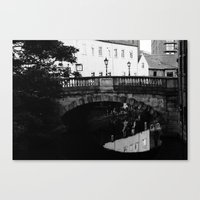 York (285) Canvas Print