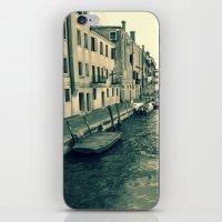 Venezia, Where My Heart … iPhone & iPod Skin