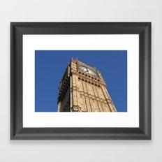 Big Ben, London (2012) Framed Art Print