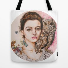 The most comfortable moment  By Davy Wong Tote Bag
