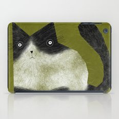 BRISTLE CAT iPad Case