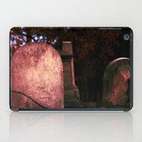 Sunset Stones (version 2) iPad Case