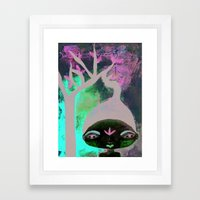Love-Bhoomie Framed Art Print