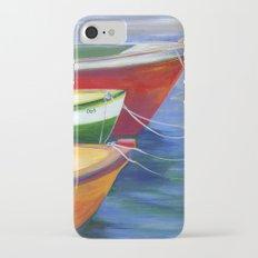 Gone Fishin' iPhone 7 Slim Case