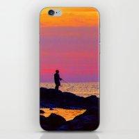 The Left Coast iPhone & iPod Skin