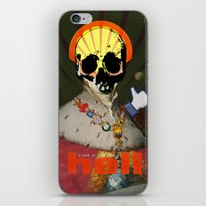 Modern Times - Kings iPhone & iPod Skin