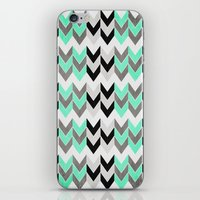 IceChevron iPhone & iPod Skin