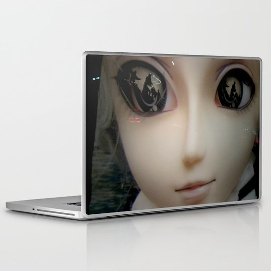 Facelift Laptop & iPad Skin