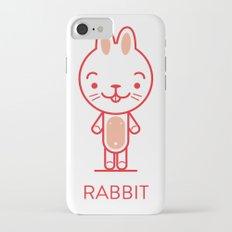 #34 Rabbit iPhone 7 Slim Case