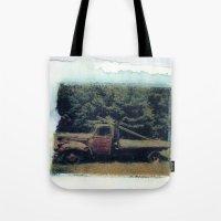 Truckin' Tote Bag