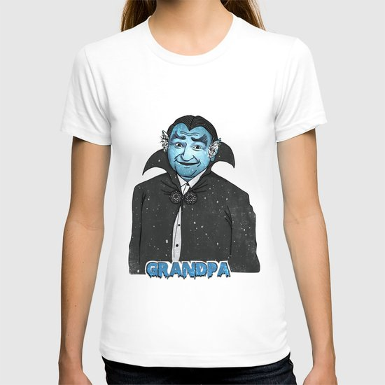 Grandpa Munster T-shirt