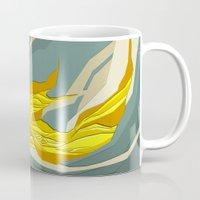 Abstract island Mug