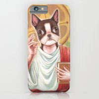 iPhone & iPod Case featuring IL SALVATORE by Stephanie Matos