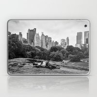 New York Sleeper Laptop & iPad Skin