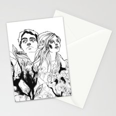 The Runaways Stationery Cards