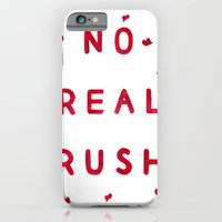 No Real Rush iPhone 6 Slim Case
