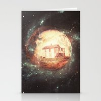An Untidy House Stationery Cards