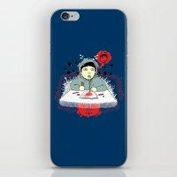 iPhone & iPod Skin featuring Creative Blank by pigboom el crapo