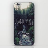 Wanderlust: Rainier Creek iPhone & iPod Skin