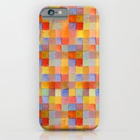 iPhone & iPod Case featuring rainbow mosaic by Marianna Tankelevich