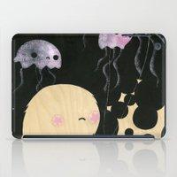 Jellyfish Wrangler iPad Case