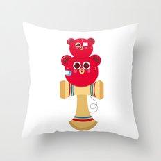 ollaKendama Throw Pillow