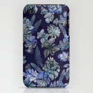 Earth & Sky Indigo Magic iPhone (3g, 3gs) Slim Case