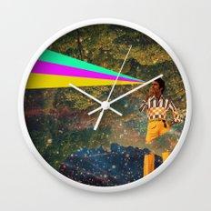 I Don't Know Wall Clock