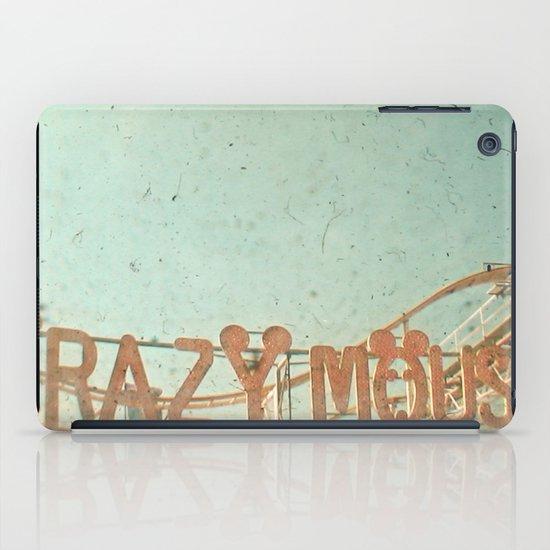 Crazy Mouse iPad Case
