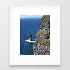 Cliffs of Moher - Ireland Framed Art Print