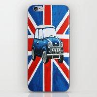 GB Mini iPhone & iPod Skin