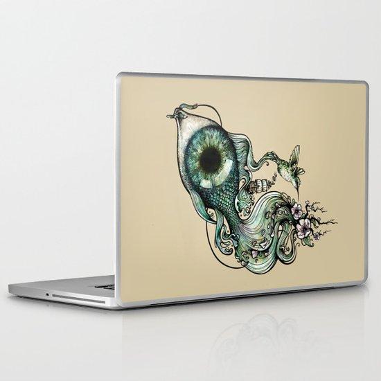 Flowing Inspiration Laptop & iPad Skin