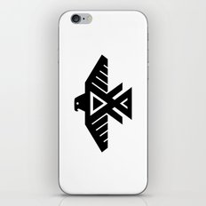 Thunderbird flag - Authentic high quality image iPhone & iPod Skin