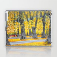 Golden park Laptop & iPad Skin