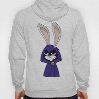 Bunny Raven Hoody