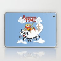 Airbender Time Laptop & iPad Skin