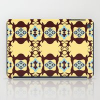 Deer Poker Theme Pattern iPad Case