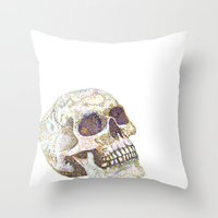 A Fellow Of Infinite Jes… Throw Pillow