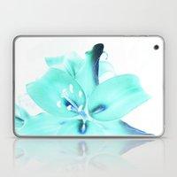 Neon Petals Laptop & iPad Skin