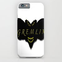 iPhone & iPod Case featuring Fear the Gremlin by Icelandria