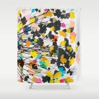 buttercups 2 Shower Curtain