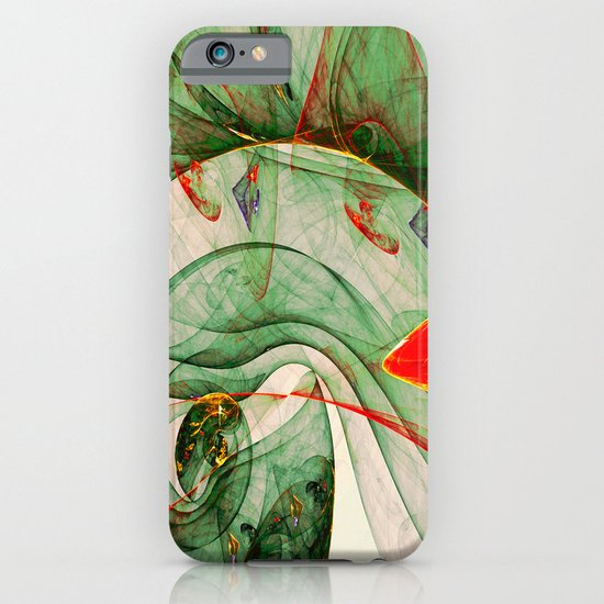 The Butterfly Effect iPhone & iPod Case