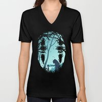 Lonely Spirit Unisex V-Neck
