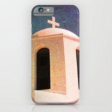 Greek Building Burnt iPhone 6 Slim Case