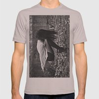 aequilibrium Mens Fitted Tee Cinder SMALL