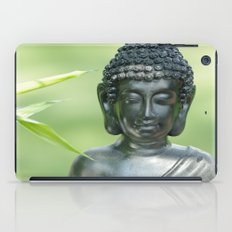 Find Buddha calm iPad Case