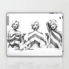 Monroe Trio Laptop & iPad Skin