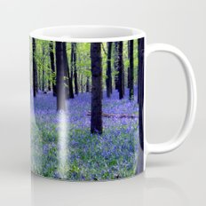 drowning in the bluebell sea Mug